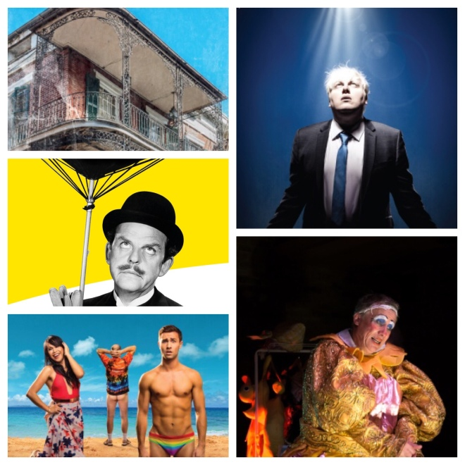 The Park Theatre Jan - Jun 2019